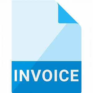 IconExperience » G-Collection » Invoice Icon