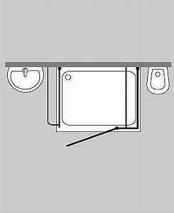 Duschkabine 3 Seiten : 3 seiten u duschkabine klarglas chrom h 195cm combia auxs ~ Sanjose-hotels-ca.com Haus und Dekorationen
