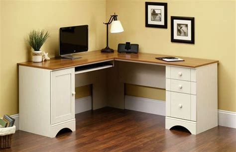 sauder harbor view corner computer desk elegant sauder corner computer desk for home office
