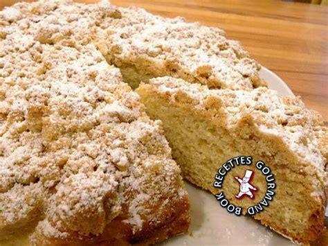 torchon cuisine recette de gâteau streusel alsacien