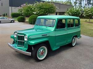 1953 Willys Jeep Station Wagon