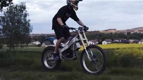 trial bike motorrad electric trial montesa cota 314r e trial conversion