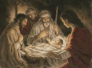 Image result for christmas jesus and shepherds