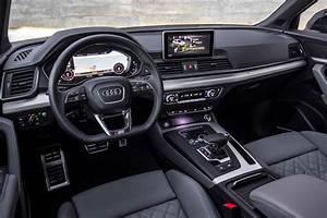Audi Q5 Interieur : premier match nouveau bmw x3 vs audi q5 ~ Voncanada.com Idées de Décoration