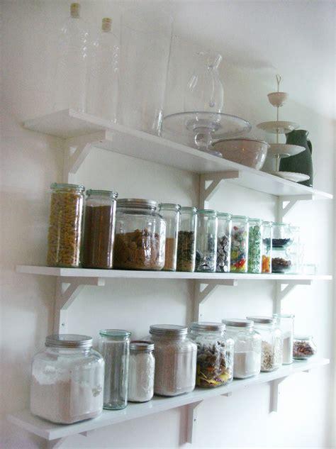storage jars for kitchen harriett home improvements kitchen shelves