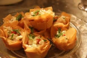 Cold Appetizers Finger Food