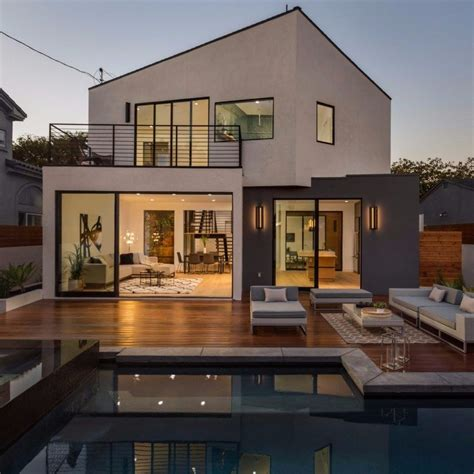 home design admiral house in los angeles featuring contemporary design