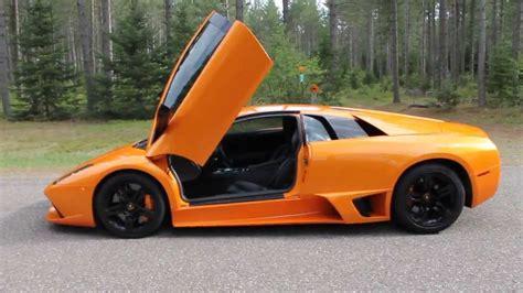 Lamborghini Murcielago Lp640 Fly By And Burnout