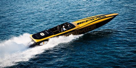 Fast Boats Racing by Mercedes Marauder Gt S Is One Badass Fast Cigarette Racing