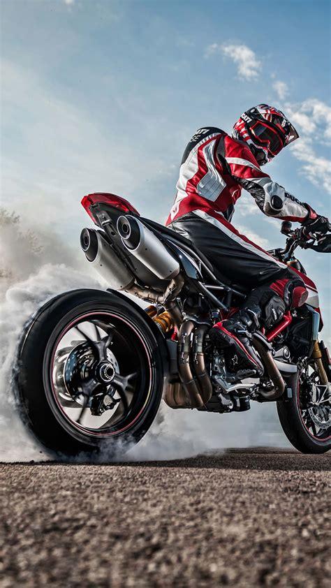 Ducati Hypermotard 4k Wallpapers by Ducati Hypermotard 950 Sp Bike Burnout Free