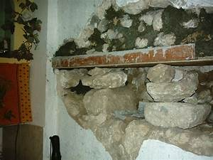 Mur En Moellon : demonter une partie d 39 un mur en moellon et couler un linteau ~ Dallasstarsshop.com Idées de Décoration