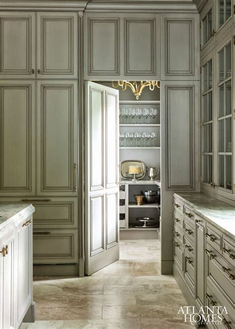 butlers pantries images  pinterest butler
