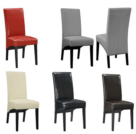 housse de chaise en simili cuir housse de chaise salle a manger housse extensible pour chaise harlow de salle manger housse