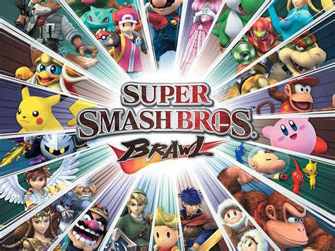 Eaten By A Grue Gaming Week Day 5 Super Smash Bros