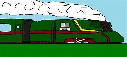 Countryballs Imgur Train Return