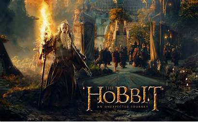 Hobbit Partida Regreso Cambia Armies Battle Five