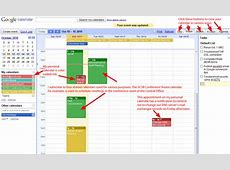 Microsoft Outlook Calendar Versus Google Calendar