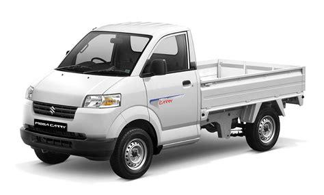 Suzuki Mega Carry Modification by Mega Carry Up Pt Suzuki Indomobil Motor