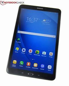 Samsung Galaxy Tab A 10.1 (2016) Tablet Review ...