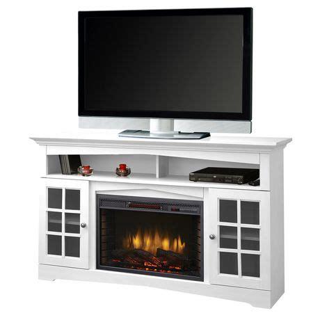 muskoka electric fireplace muskoka huntley 59 quot media electric fireplace white