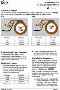 Aclara Technologies 09015 Transmitter For Meter Reading