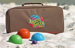 Beach Bocce Ball Game