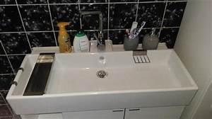 Schmale Waschbecken Ikea : waschbeckenschrank montieren verschiedene ~ Articles-book.com Haus und Dekorationen