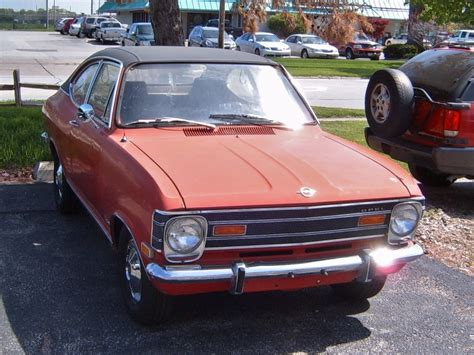 Buick Opel by Curbside Classic 1969 Opel Kadett Buick Dealers Really