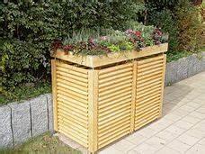Mülltonnenverkleidung Selber Bauen : m lltonnen verkleidung m lltonnenbox selber bauen ~ Watch28wear.com Haus und Dekorationen