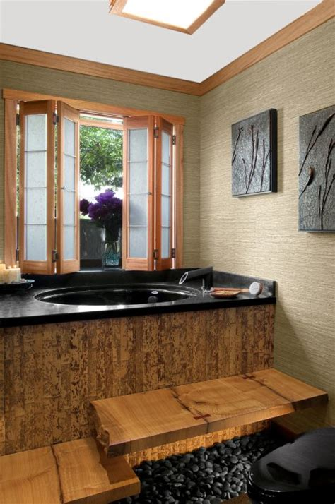 Japanese Bathroom Design For Your House  Home Conceptor