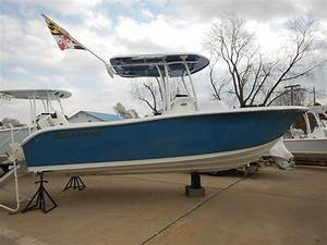 2018 Sea Pro 219 Deep V Cc Power Boat For Sale