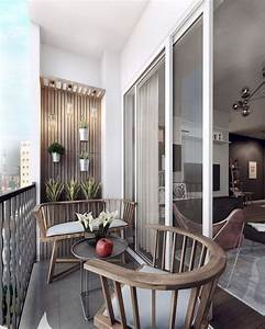 40, Fantastic, Apartment, Balcony, Design, Ideas, With, Perfect