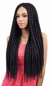 Crochet Jumbo Box Braids Hairstyles