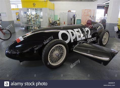 Opel Raketenauto by Vintage Car Opel Rak 2 Rocket Propelled Protoype In The