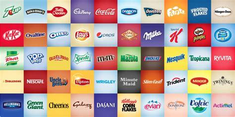 Estas 10 Compañías Elaboran Casi Todos Los Alimentos Que