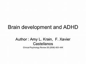 Brain developm adhd2