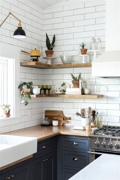 amazing kitchen open shelving ideas decoholic