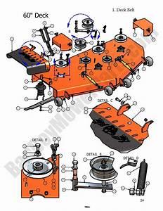 Bad Boy Parts Lookup 2007 Diesel 60 U0026quot  Deck