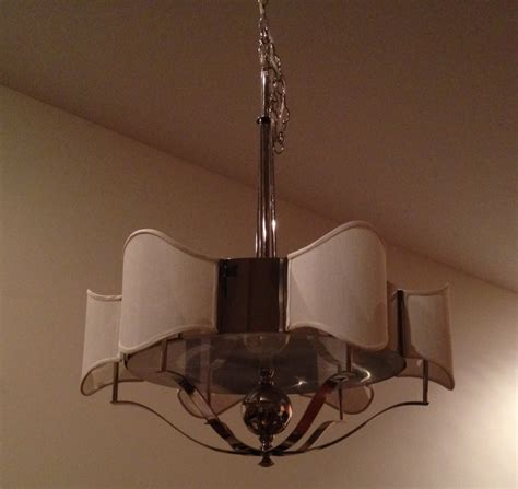 modern chandelier shades contemporary chandelier shade restoration repair