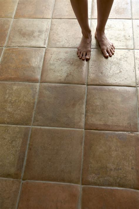 ways to make tile floors shine hunker