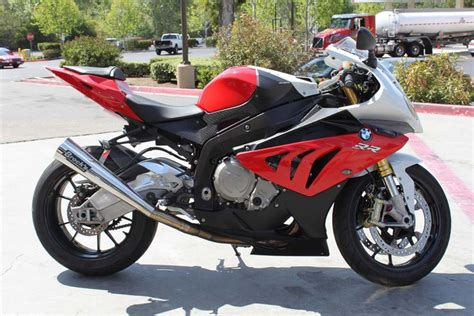 [,749 ], 2012 Bmw S 1000 Rr Cruiser Motorcycle For Sale