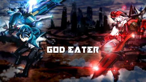 God Eater Anime Wallpaper - 57 god eater fonds d 233 cran hd arri 232 re plans wallpaper