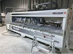 2004 Park Industries Pro Edge Iii Inline Profile Edge