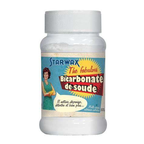 bicarbonate de sodium cuisine bicarbonate de soude starwax produits d entretien maison