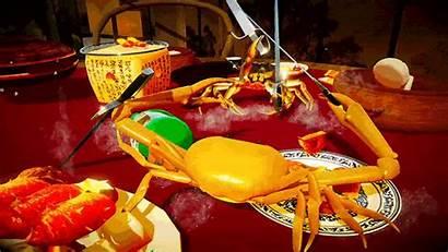 Crab Fight Ever Dumbest Either Kotaku Got