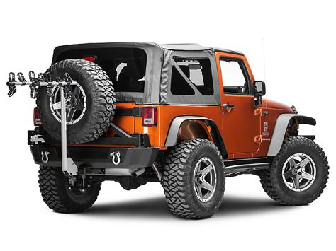 jeep wrangler bike rack sportrack wrangler ridge hitch 4 bike carrier sr2404 87