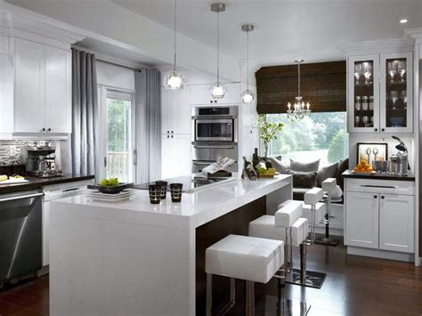 modern window treatments for kitchen contemporary kitchen window treatments hgtv pictures hgtv