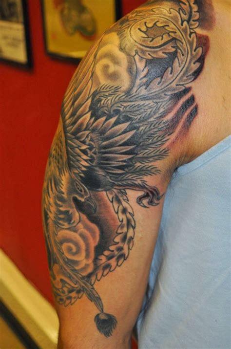 tatouage phoenix