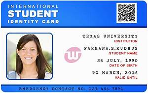 Id card coimbatore ph 97905 47171 international for University id card template