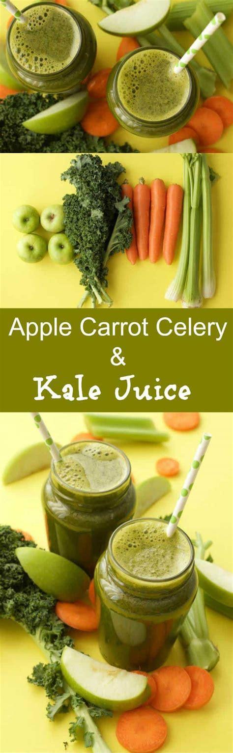 juice kale carrot celery apple recipe recipes juicing juicer fruit lovingitvegan whole